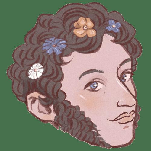 Цветочный Пушкин